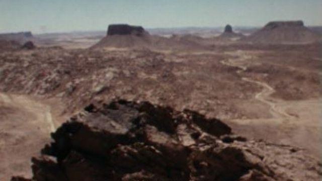 Expédition dans les montagnes du Hoggar, 1979 [RTS]