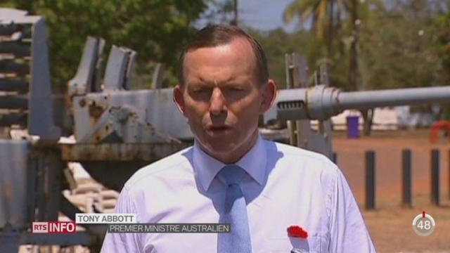 Australie: la police a arrêté 15 personnes soupçonnées de liens avec l'Etat islamique [RTS]