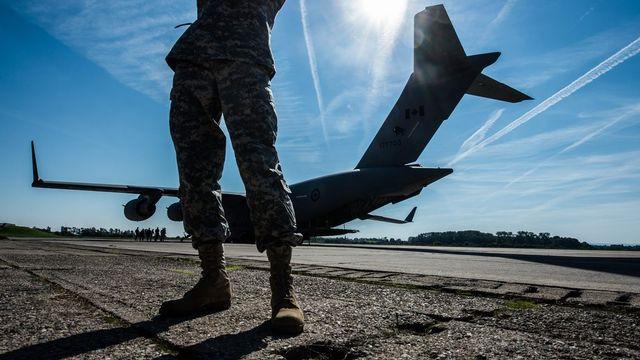 La République tchèque a envoyé 500 tonnes de munitions aux milices kurdes en Irak. [EPA/Filip Singer - Keystone]
