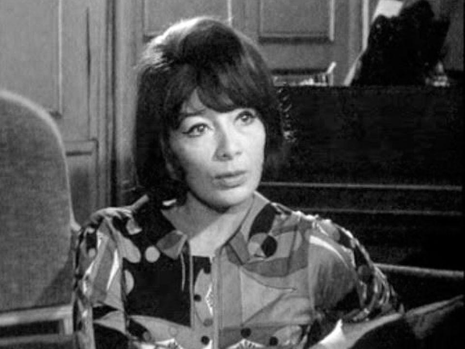 Juliette Greco parle de l'amitié qui la lie à Françoise Sagan. [RTS]