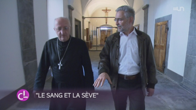VS: la première du film documentaire sur les 1500 ans de l'abbaye de Saint-Maurice a réuni 850 personnes [RTS]