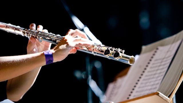 L'Orchestre de Chambre de Lausanne (OCL). [Jérôme Genet - RTS]