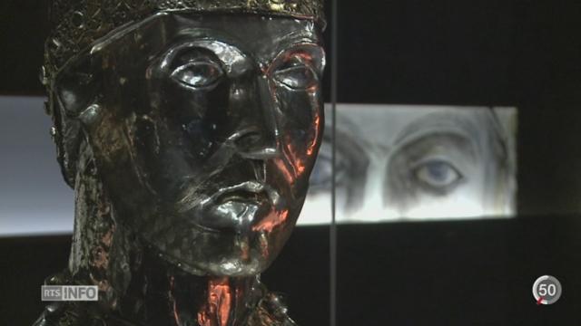 VS: l'abbaye de St-Maurice fête ses 1500 ans l'an prochain [RTS]