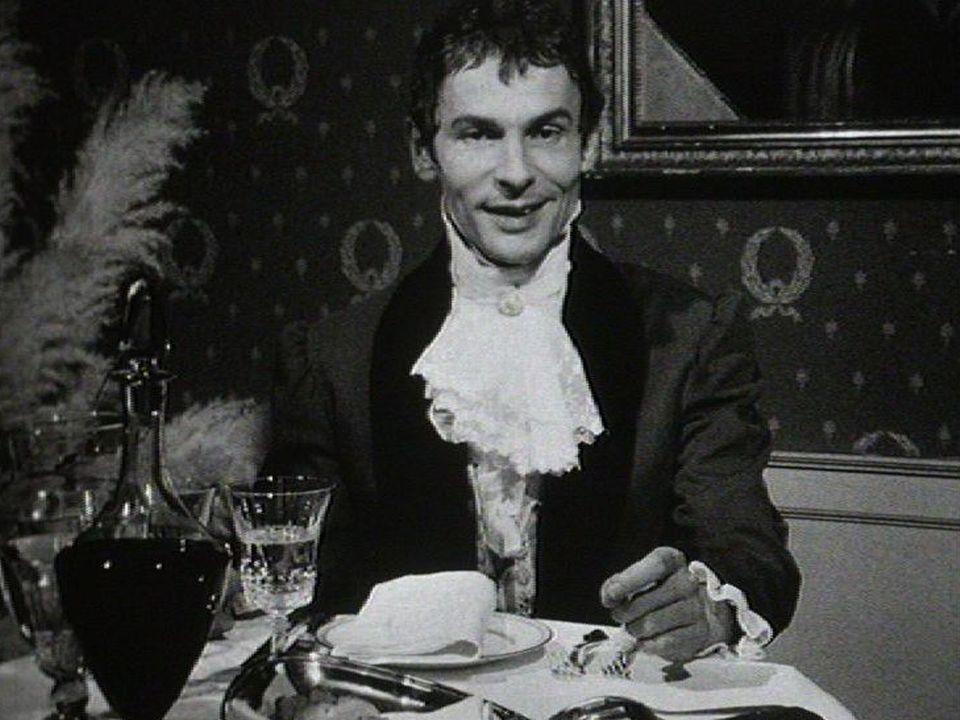 George Bryan Brummell, maître des élégances. [RTS]