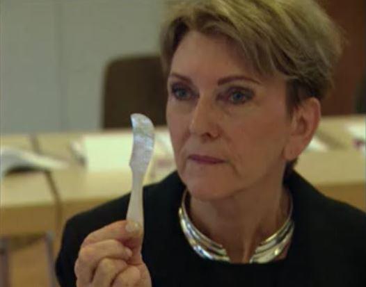 Qui a égaré son couteau à caviar?