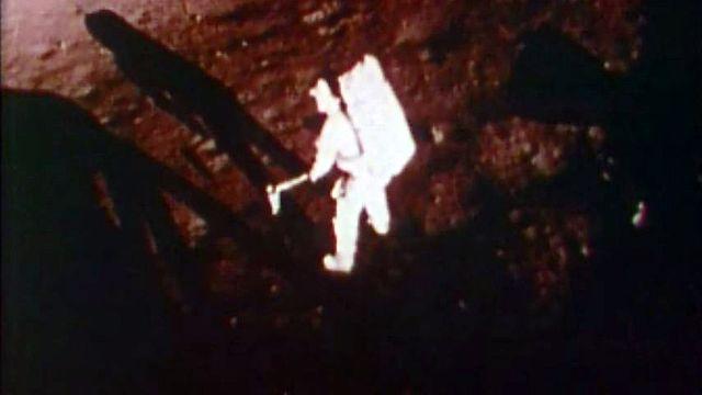 Harrisson Jack Schmitt est le dernier à avoir marché sur la lune. [RTS]