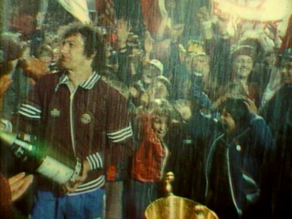 Servette champion 1979 [TSR archives]