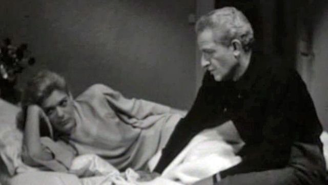 Jules Dassin tourne Phèdre 61 avec Melina Mercouri.