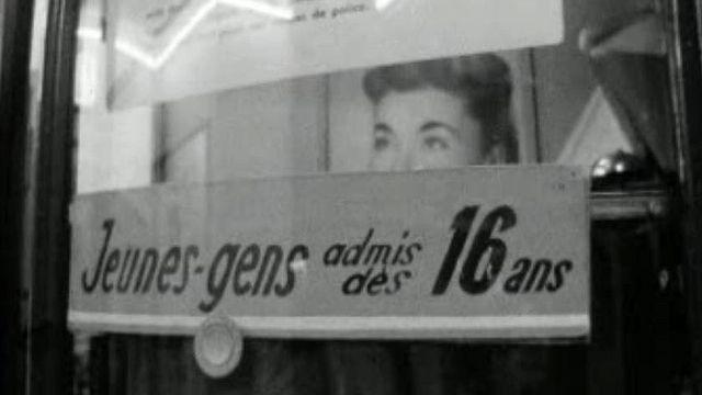 En 1961, la commission de censure est la gardienne de la morale.