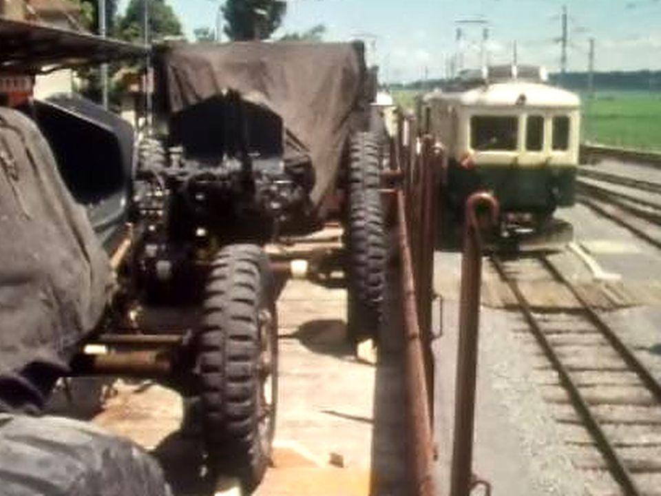 Train BAM [RTS]