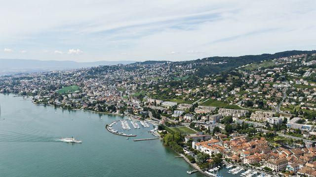 Le canton de Vaud compte 124 sociétés bénéficiant d'un forfait fiscal. [Alessandro Della Bella - Keystone]