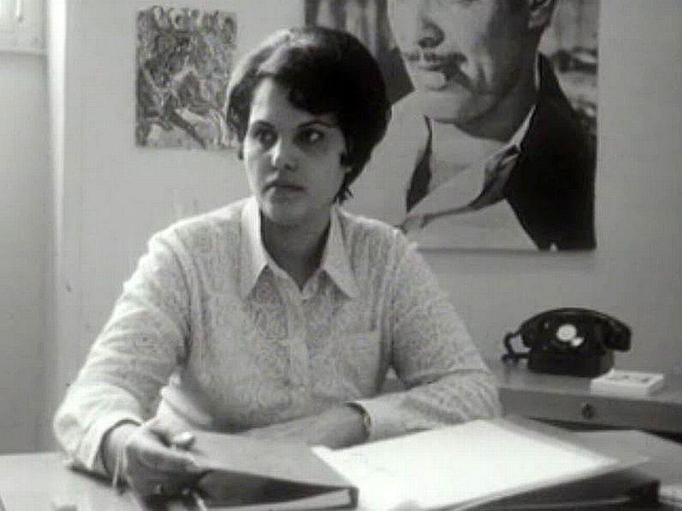 Une profession essentielle dans le secteur du téléphone en 1970.