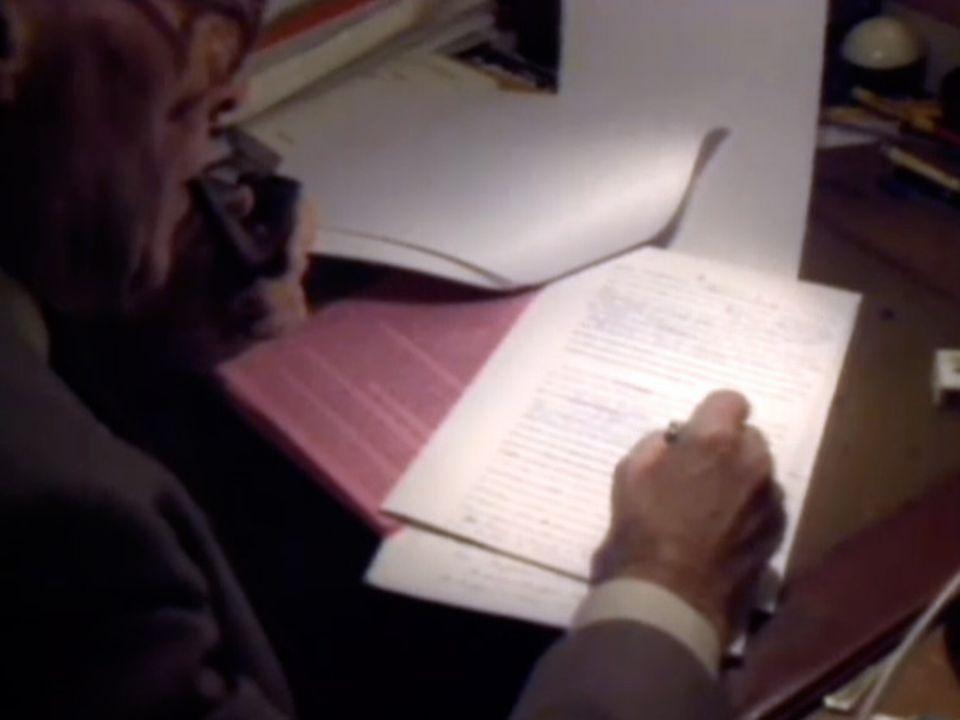 Maurice Zermatten, la conscience d'un héritage à transmettre.