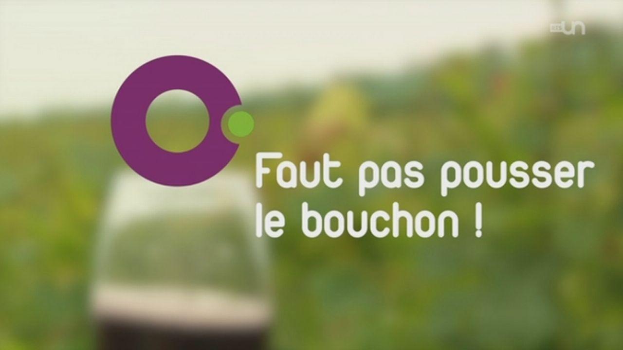 Contrôle suisse du vin [RTS]