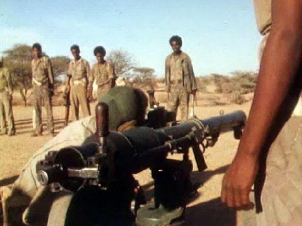 La famine et la guerre menacent à nouveau la région de l'Erythrée. [RTS]