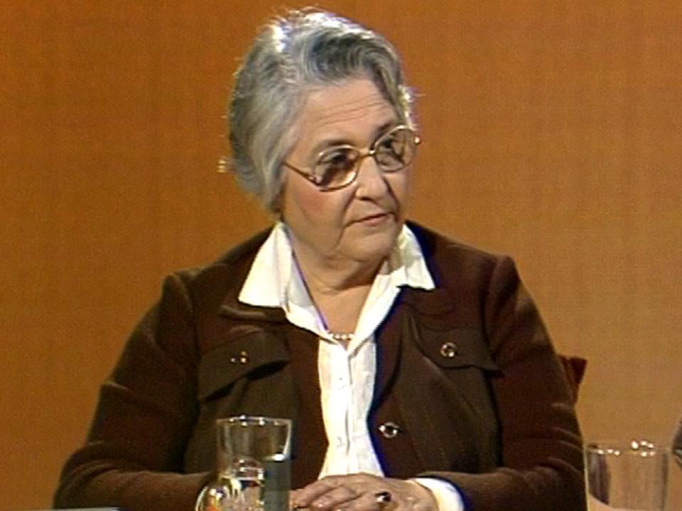 Françoise Dolto [TSR 1978]