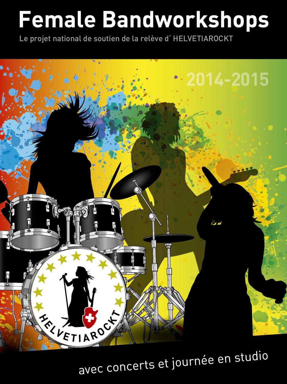 Female Bandworkshops. [RTS]