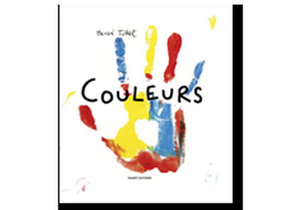 """""""Couleurs"""" d'Hervé Tullet. [RTS]"""