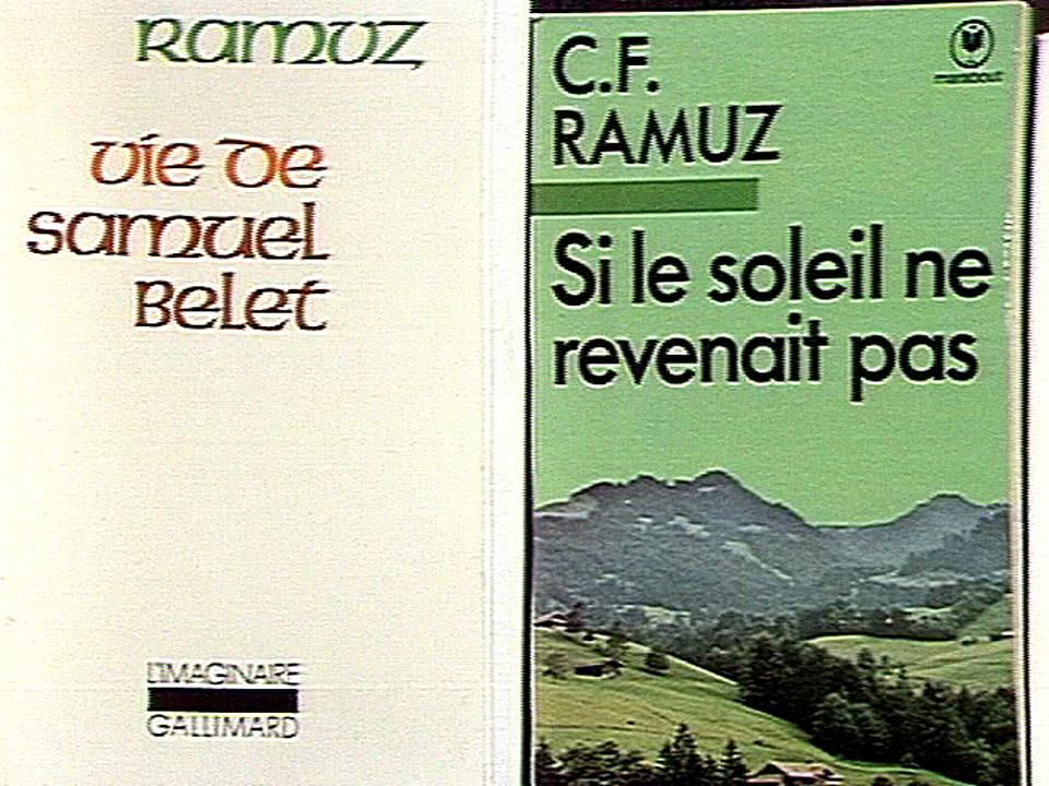 Spéciale Ramuz. [TSR 1978]