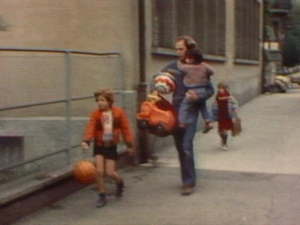 Les nouveaux pères en 1978. [RTS]