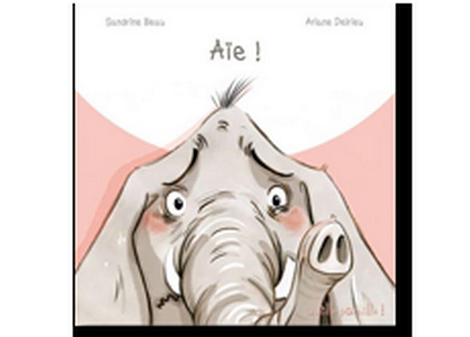 """""""Aïe"""" de Sandrine Beau et Ariane Delrieu. [RTS]"""