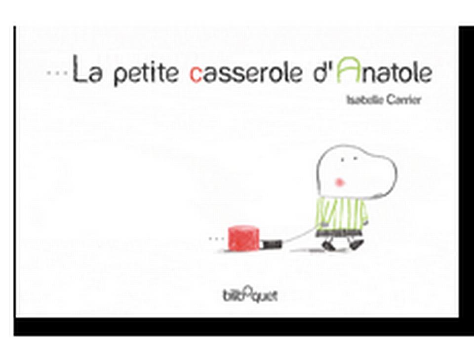 """""""La petite casserole d'Anatole"""" d'Isabelle Carrier. [RTS]"""