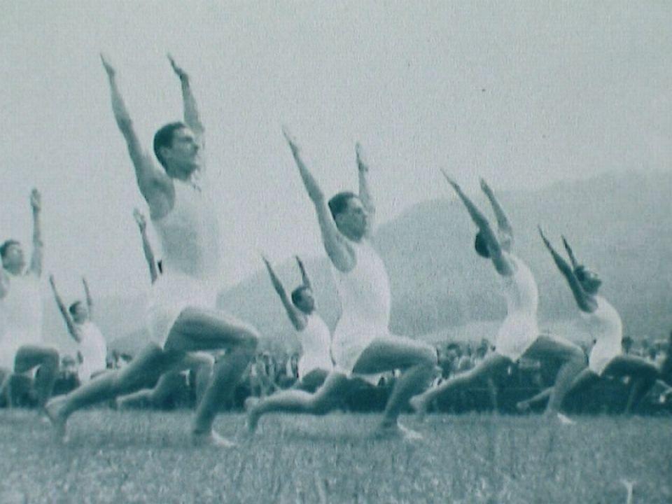 La gymnastique évolue en 1978. [RTS]
