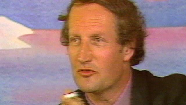 Claude Goretta membre du jury au festival de Cannes 1978. [RTS]