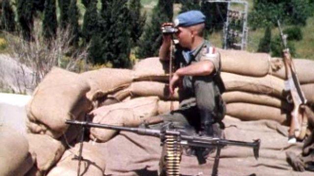 Les casques bleus de la FINUL au coeur du conflit libanais. [RTS]