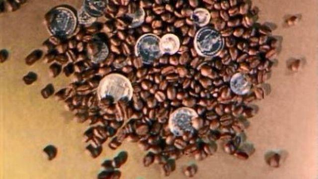 Comment se décompose le prix d'un café? Enquête d'ABE. [RTS]