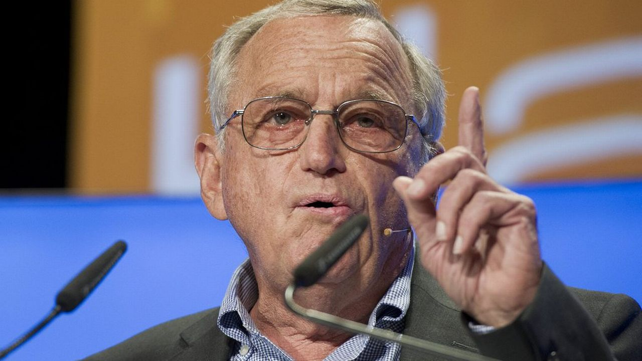 9. L'entrepreneur bernois Hansjörg Wyss: entre 11 et 12 milliards de francs (+ 2 milliards) [Peter Schneider - Keystone]