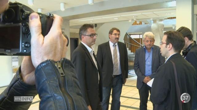 Crash d'hélicoptère: le traumatisme que le drame provoque dans le canton de Vaud est très important [RTS]