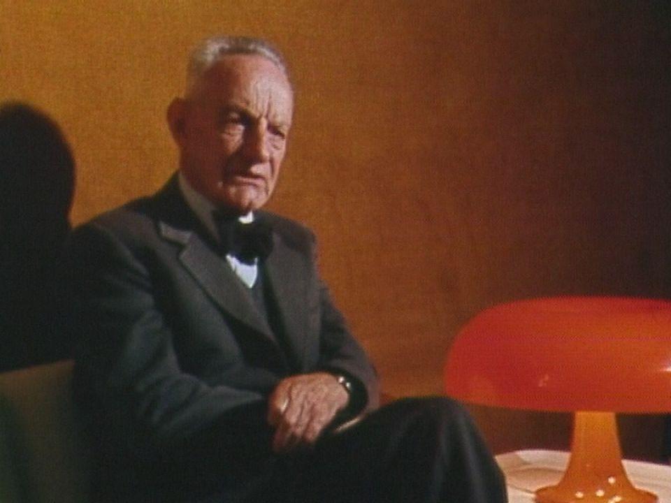 Daniel Bovet en 1978 [RTS]