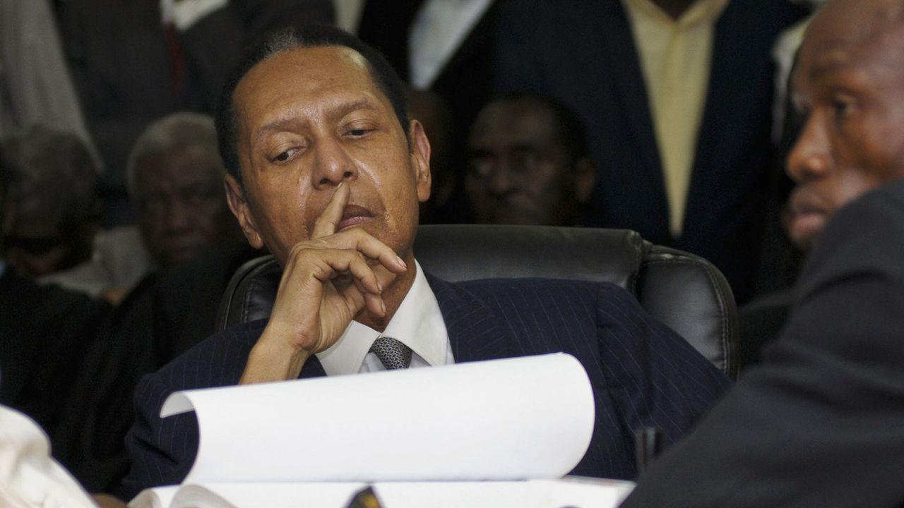"""Jean-Claude Duvalier, surnommé """"Baby-Doc"""", a été la tête d'Haïti entre 1971 et 1986. [Swoan Parker - Reuters]"""