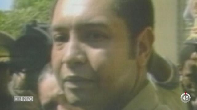 L'ancien dictateur haïtien Jean-Claude Duvalier est décédé [RTS]