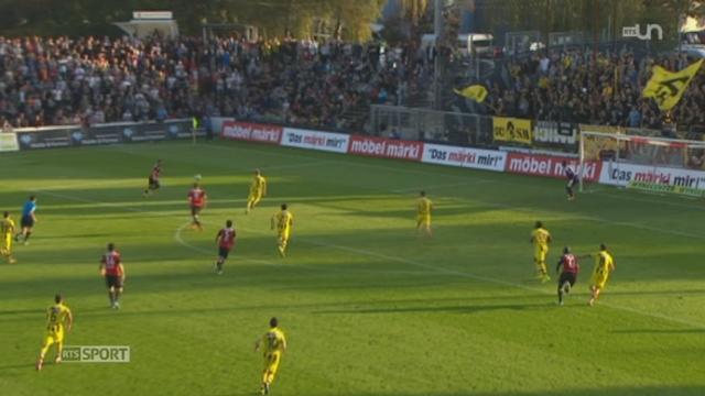 Football - Super League (11e j.): le résumé des autres matchs du week-end + résultats et classement [RTS]