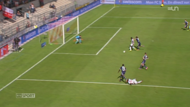 Football - Super League (11e j.): le FC Sion s'est défait de la lanterne rouge le FC Lucerne (3-1) + itw de Jochen Dries, entraineur du FC Sion [RTS]