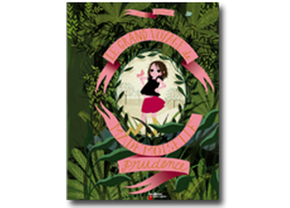 """Le grand voyage de Mademoiselle Prudence"" de Charlotte Gastau. [RTS]"