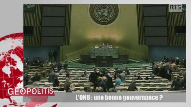 Le reportage [RTS]