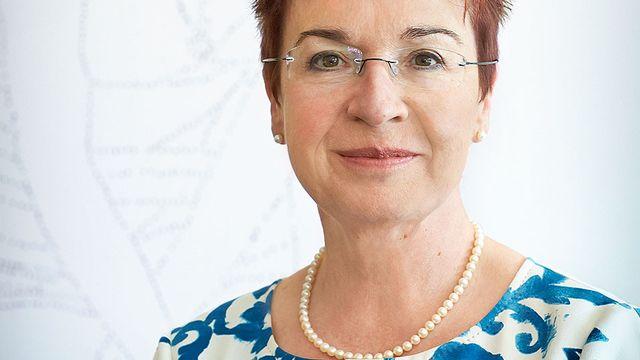 Marie-Christine Doffey, directrice de la Bibliothèque nationale suisse.