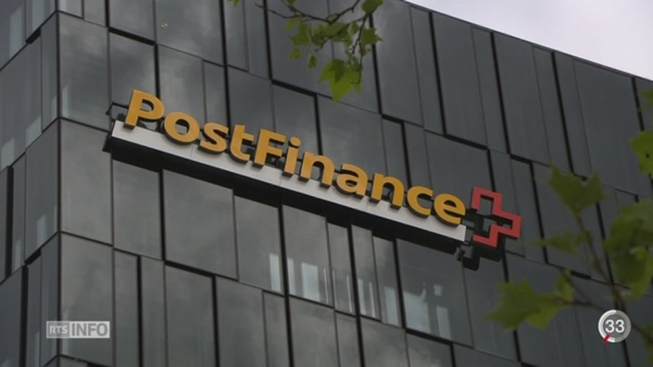 Les méthodes de PostFinance provoquent la colère de consommateurs [RTS]