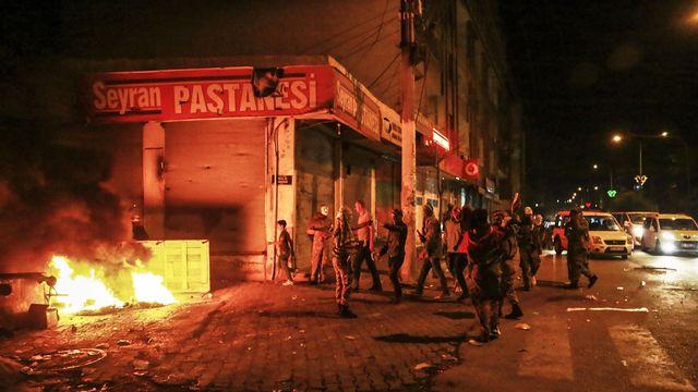 Les incidents les plus meurtriers se sont produits à Diyarbakir. [Ilyas Akengin - AFP]