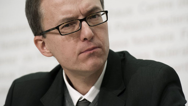 Etienne Piguet, vice-président de la commission fédérale pour les questions de migration. [Lukas Lehmann - Keystone]