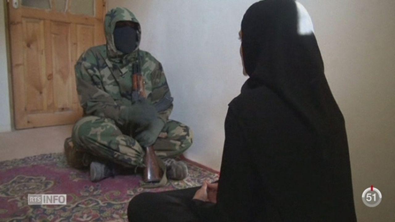 Un djihadiste américain s'exprime [RTS]