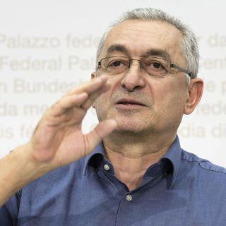 Bruno Oberle, directeur de l'Office fédéral de l'environnement. [Alessandro della Valle - Keystone]