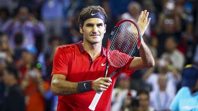 Federer est à moins de 1000 points de la place de no1. [Diego Azubel - Keystone]