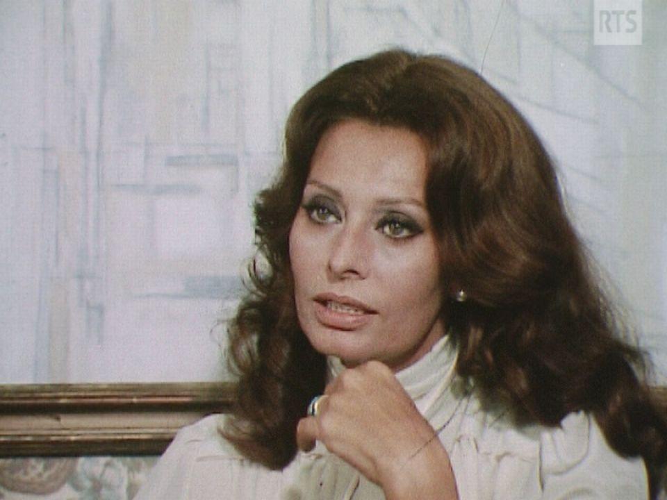 Sophia Loren [RTS]
