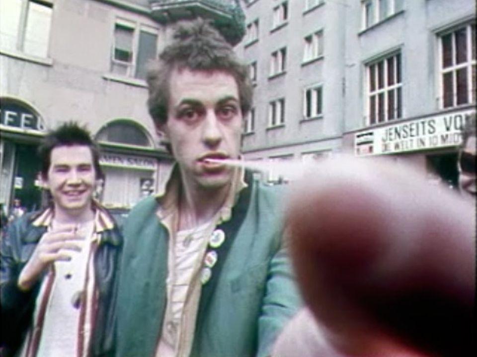 Bob Geldof, la petite gueule d'amour du mouvement punk [RTS]