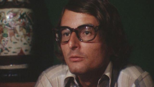 Roland Jaccard, Paris, 1977 [RTS]