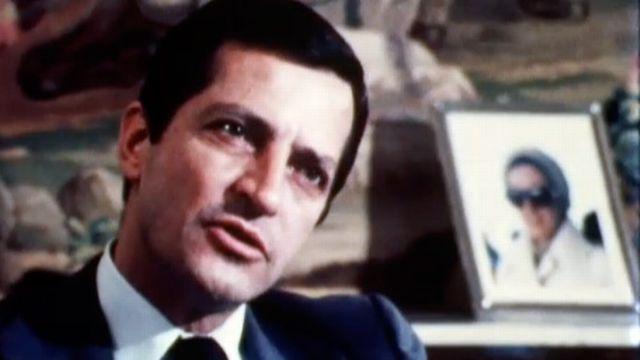 Adolfo Suarez, un premier ministre providentiel pour l'après-franquisme. [RTS]